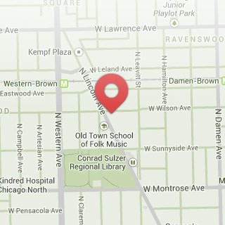 Lincoln Square Map