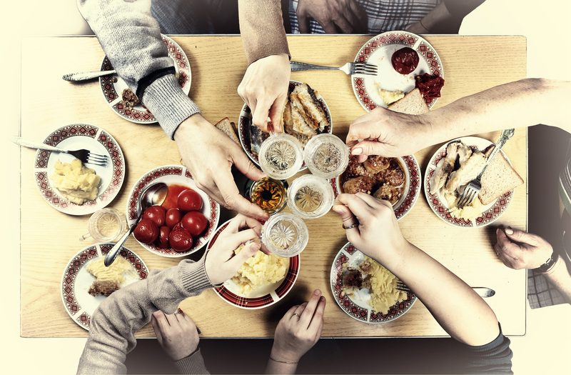 Healthy Eating Tips For Thanksgiving