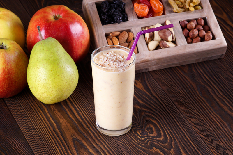 Warming Pear and Spice Winter Smoothie Recipe