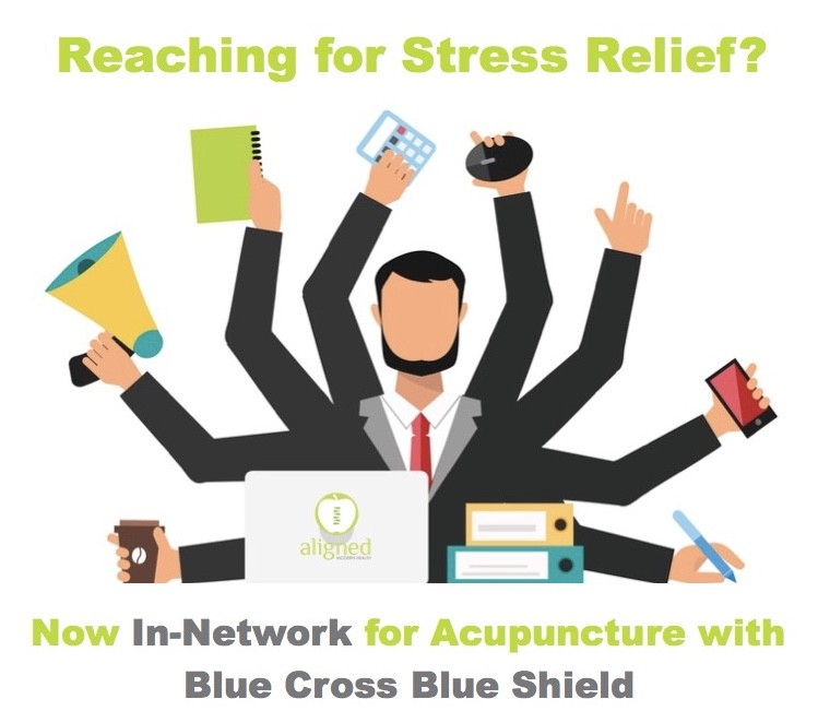 work stress overload and acupuncture benefits