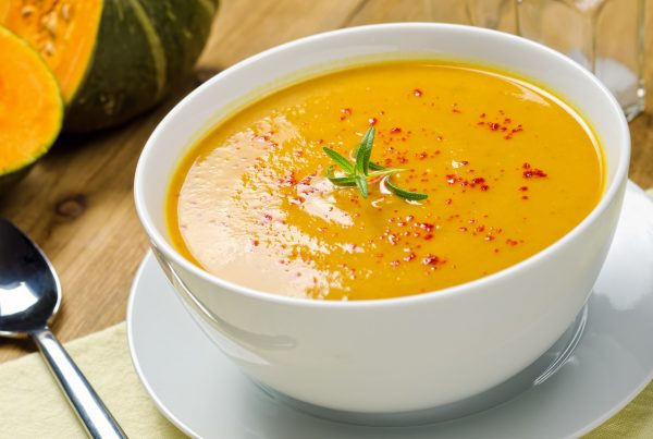 HEALTHY EATING | Butternut Squash Soup Recipe