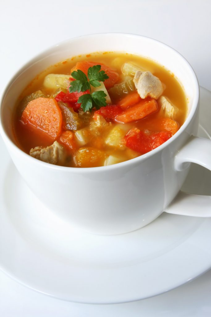 HEALTHY EATING | Chicken Soup Recipe
