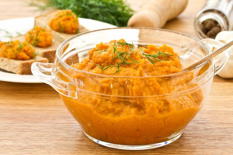 Mashed Kabocha Squash Recipe