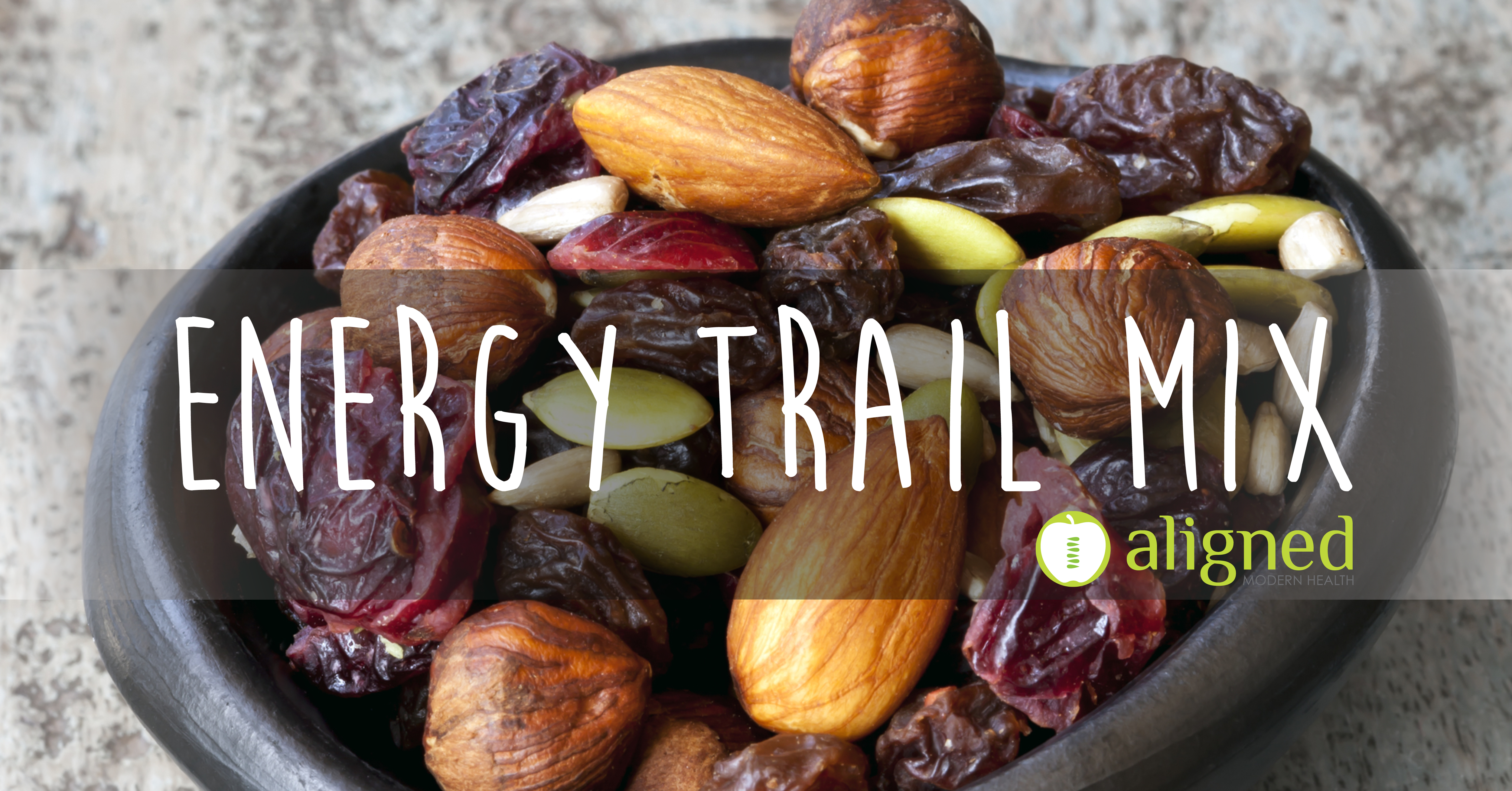 Energy Trail Mix Recipe