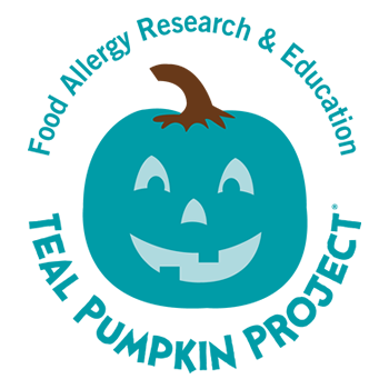 Keep It Teal This Halloween | Tips for a Food Allergy and Sensitivity Safe Holiday