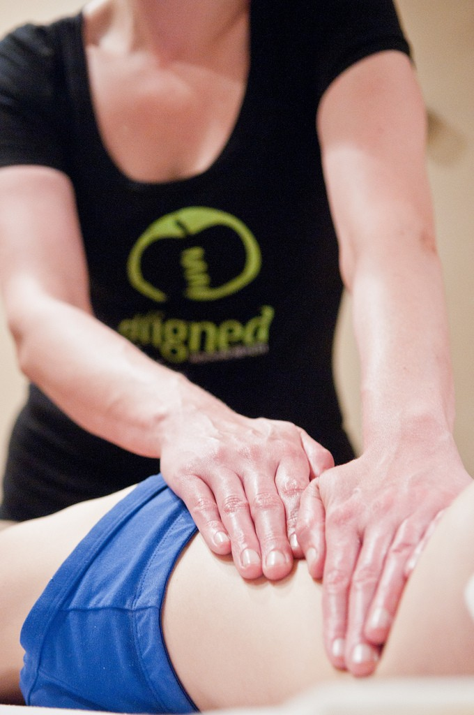 Recovery Massage for Runners!