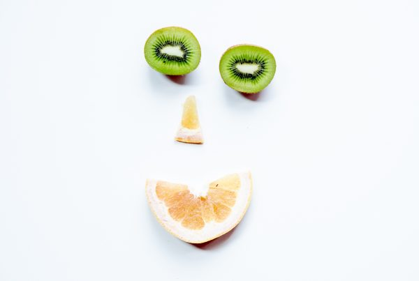 Functional Medicine Happy Food Face
