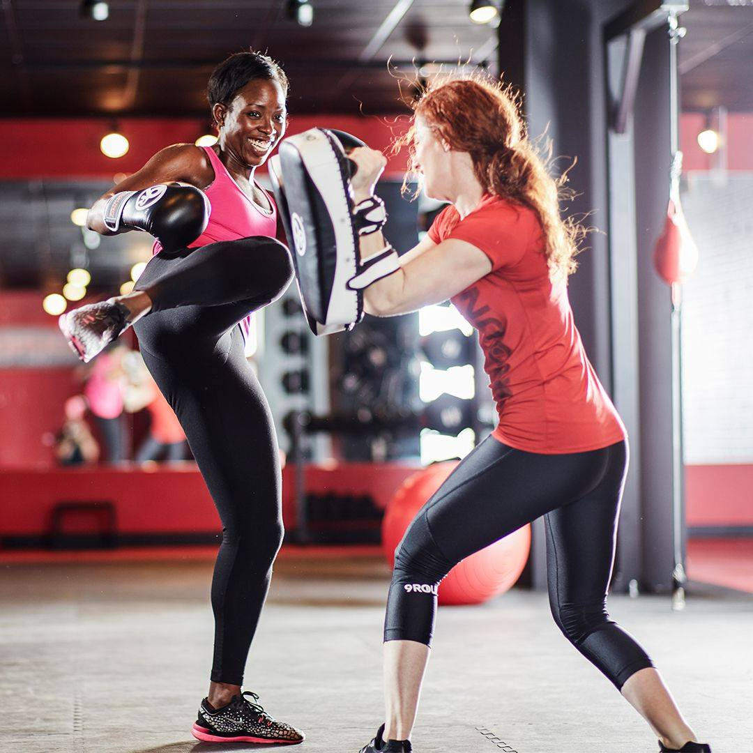 Our Workout of the Week – 9Round KickBoxing