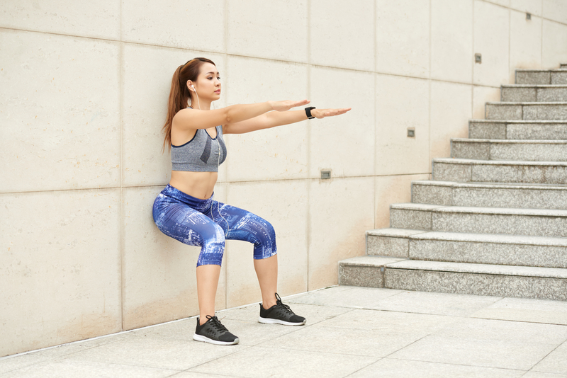 Workout of the Week: Squats