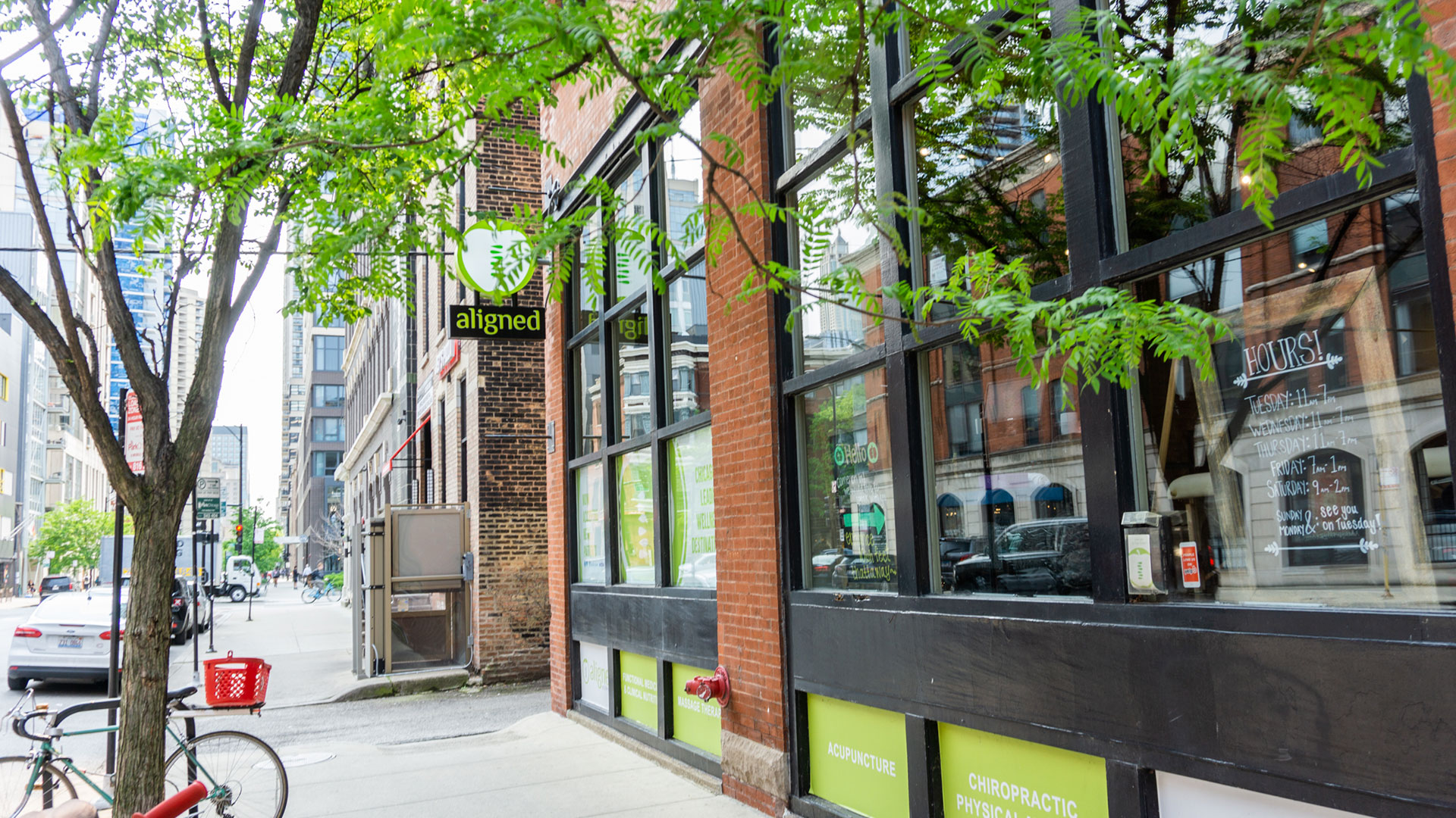River North News: Now Open 7 Days a Week!