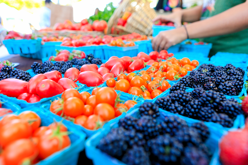 What a Nutritionist Buys at the Farmer's Market