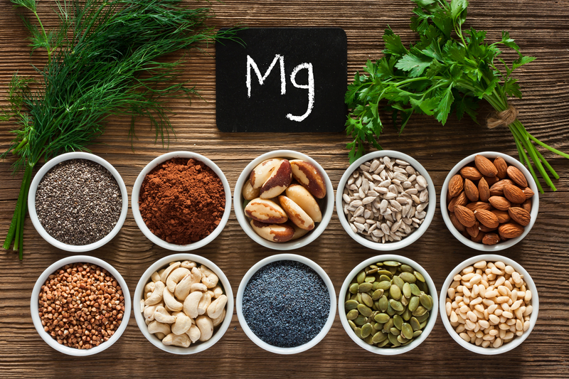 Top 5 Signs You Have a Magnesium Deficiency