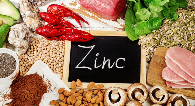 Immune Health and Zinc Support