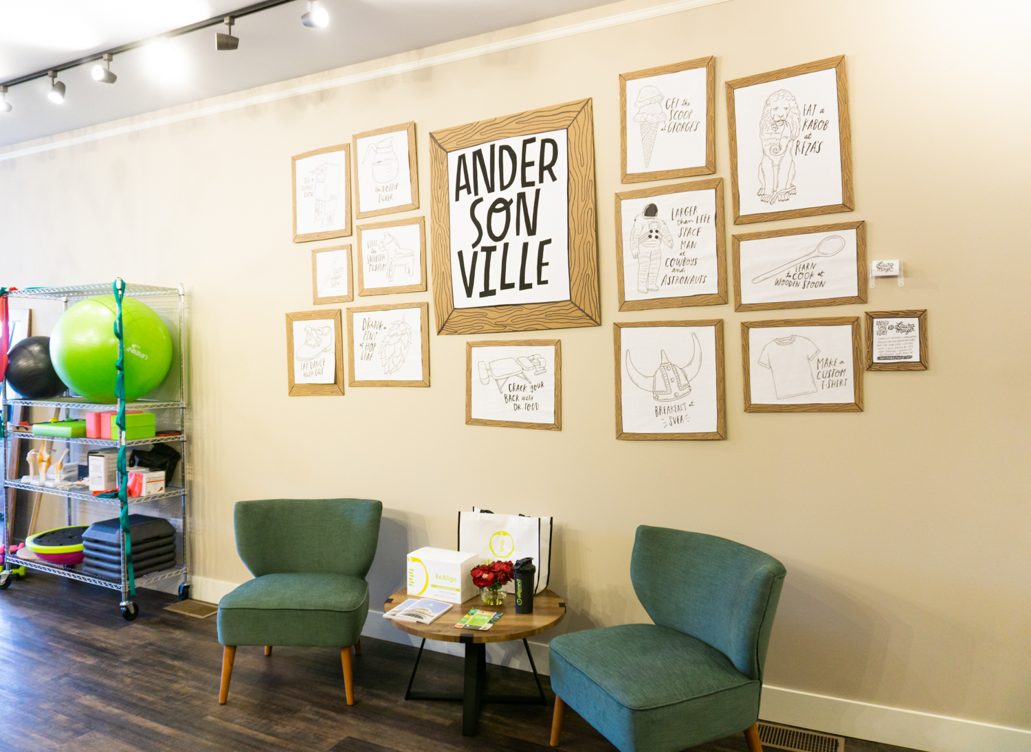 More Ways to Make Health Happen in Andersonville