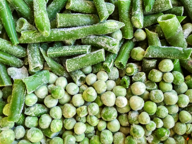 Guide to Freezing Vegetables