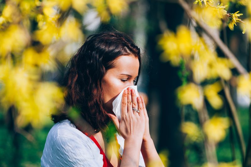 Allergy Support with Acupuncture | WEBINAR