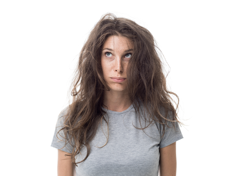Is your hair trying to tell you something about your health?