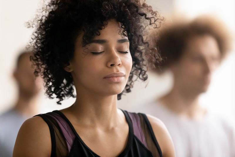 Breathing and Meditation for Stress Relief | WEBINAR