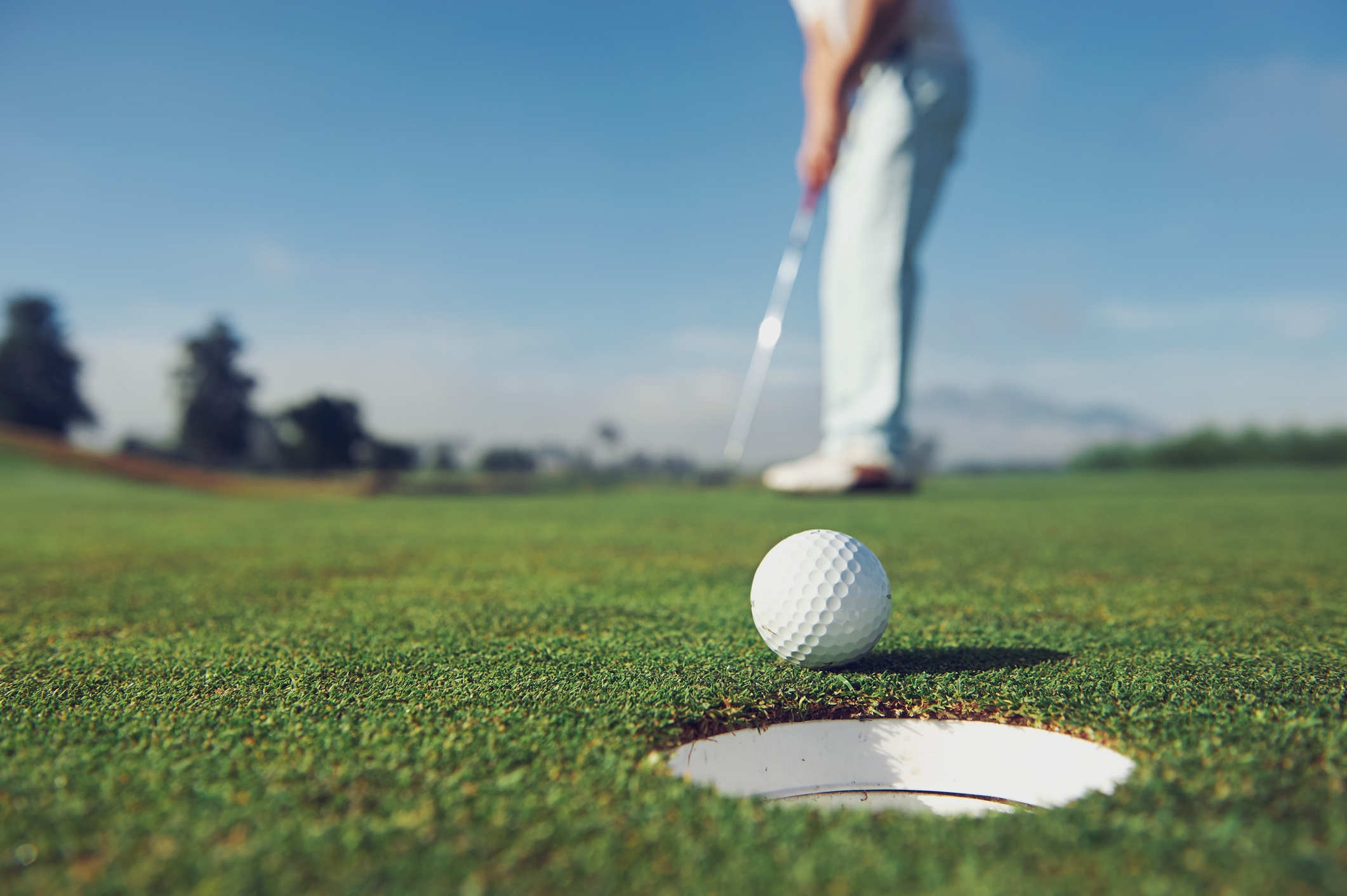 Treating Golf Pain and Injury   Chiropractic Care for Golfers