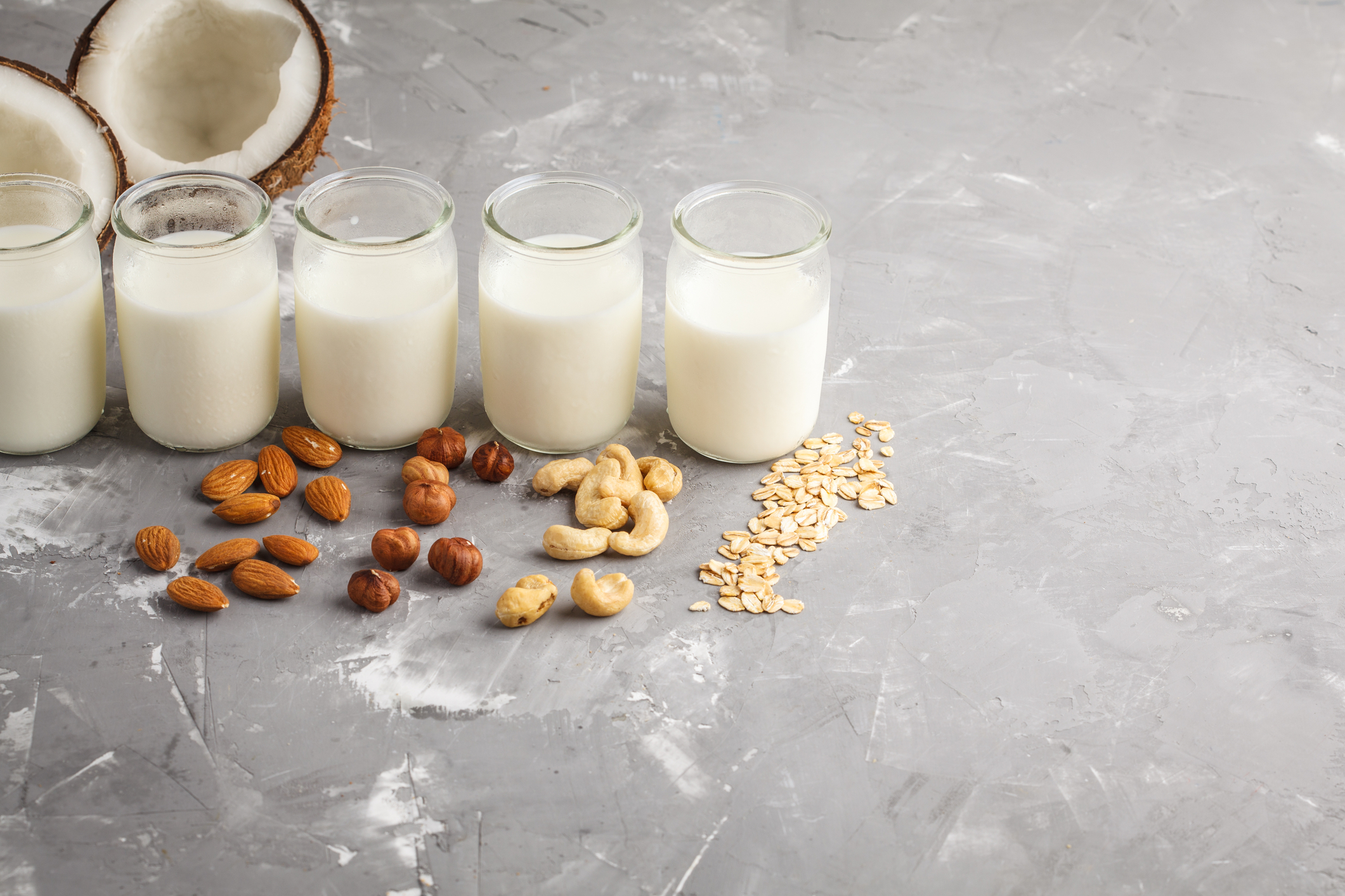 How to Make Nut Milk | Dairy-Free, No Additives or Preservatives