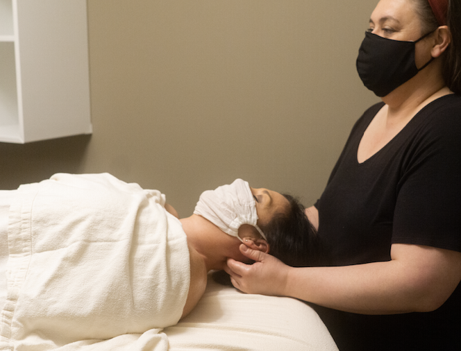 Massage Therapy Returns to Treatment Rooms